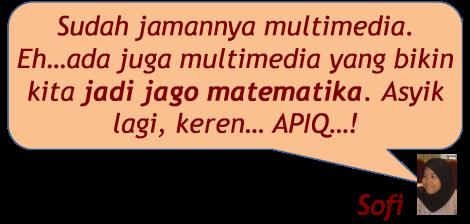 Multimedia Sofi Jago APIQ