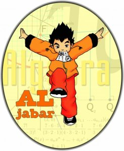 Al, Bocah petualang matematika yang kreatif.
