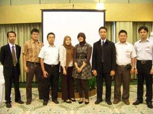 Sharing Vision di Bandung