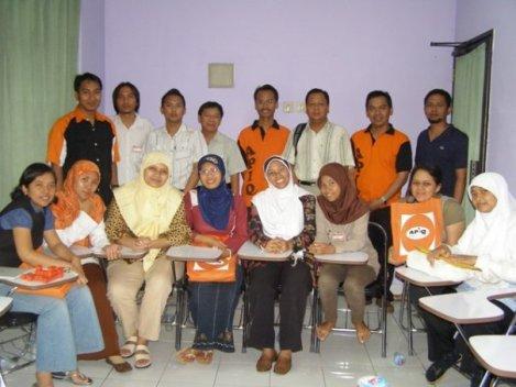APIQ di Ibu Kota Negara Jakarta