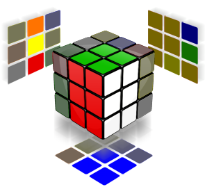 Solusi Rubik Sang Merah Putih
