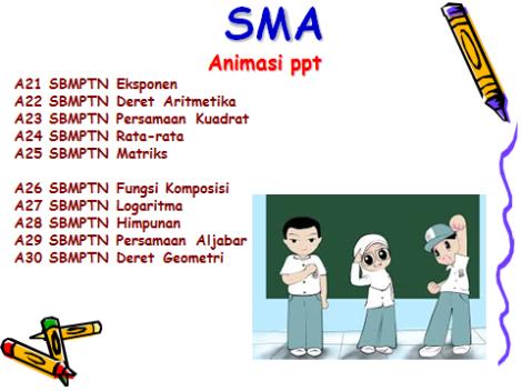 SMA 2 Animasi