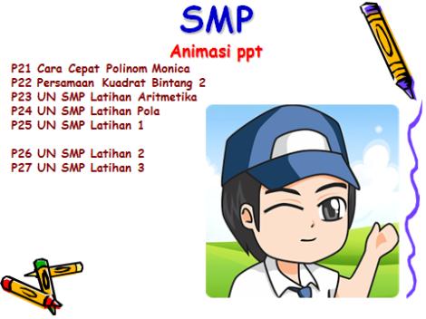 SMP 2 Animasi