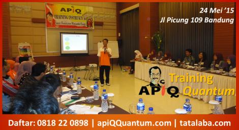 Training APiQ 24 Mei Picung