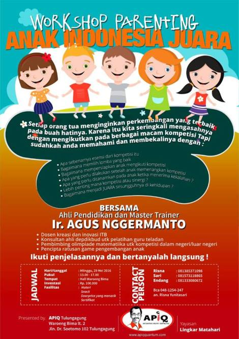 Workshop Parenting Tagung
