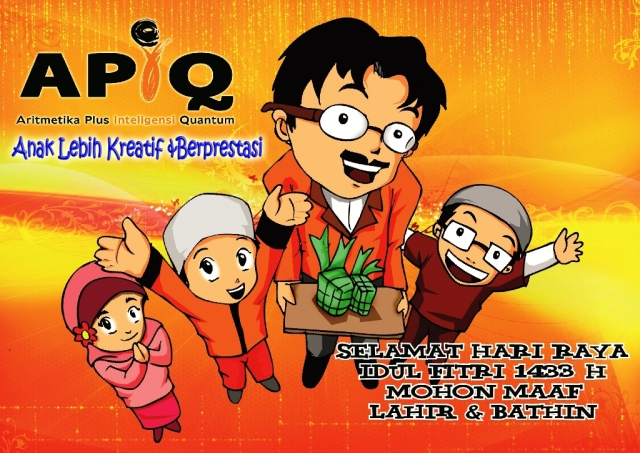 Selamat Idul Fitri 2012 M / 1433 H