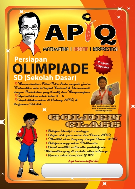Olimpiade Matematika APIQ
