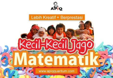 Belajar Matematika Lebih Asyik dan Kreatif bersama APIQ