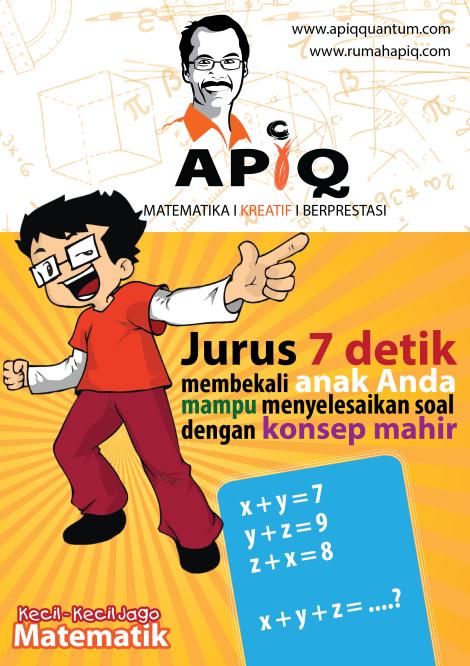 Kecil-Kecil Jago Matematika APIQ
