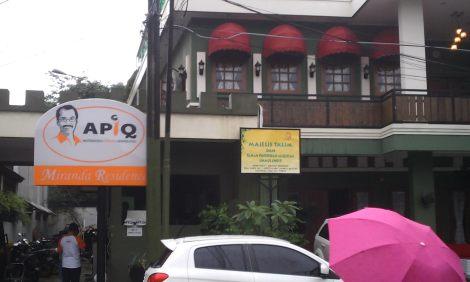 Rumah APIQ Cipete Jl Vila Sawo Kav 1