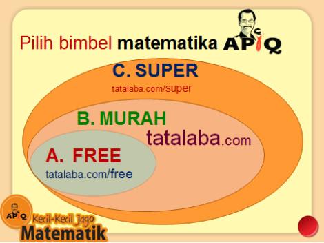 Pilihan Paket APiQ