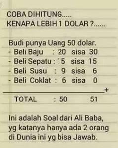Budi 1 Dolar