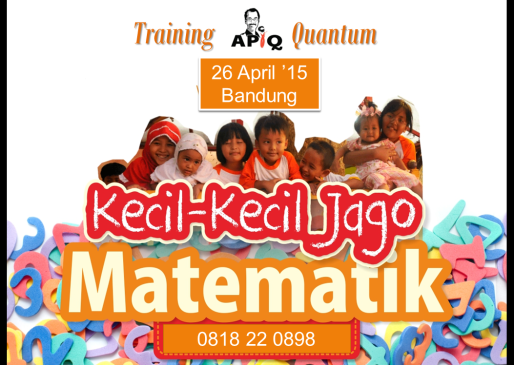 Training APiQ 26 April kkjm