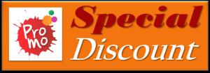 Promo 2 discount