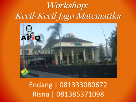Workshop Tulungagung