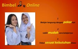 Bimbel APiQ 3 online